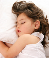 Importance of your child's sleep